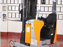 Still FMX 14 Used & Refurbished Reach Forklift Truck