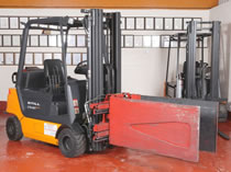 Used Still R70-2 Gas Forklift