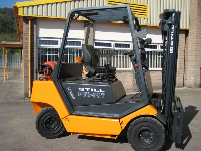Used Gas Still R70 3 tonne capacity forklift