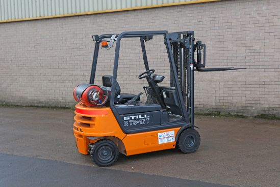 Used Gas Still R70-16T 1.6 Tonne Forklift