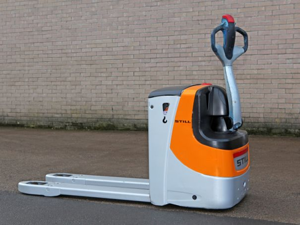 Still EXU 20 2000 kg used electric powered pallet truck