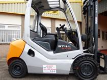 Still RX70-25 Diesel 2.5 tonne used forklift