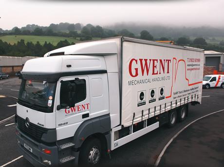 UK Wide Forklift Delivery Service