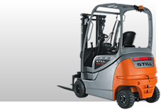 Check out our range of quality assured used Electric Forklift