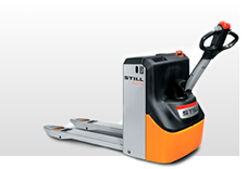 Check out our range of quality assured used Powered Electric Pallet Trucks