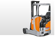 Check out our range of quality assured used Reach Trucks