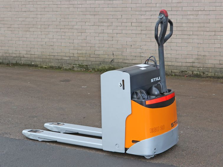 Still EGU 20 powered pallet truck