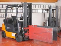 Used Still R70-2 Gas Forklift