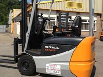 Refurbished Still RX50-13 1.3 Tonne Electric Forklift