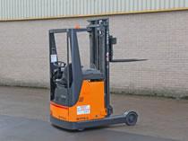 Still FM 14 Used Forklift Reach Truck 1.4 tonne