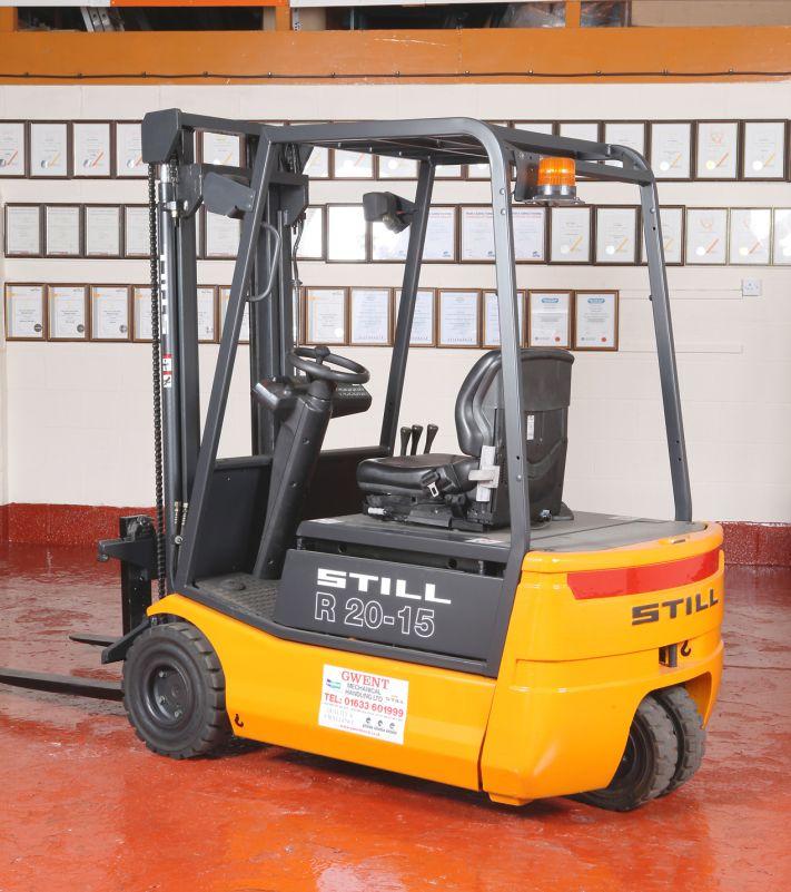 Berühmt Used Still R20-15 // Quality Assured R20-15 Forklift / UK Wide #AY_51