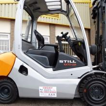 Still RX70-25 2.5 tonne refurbished diesel forklift 1