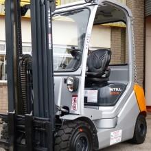 Still RX70-25 2.5 tonne refurbished diesel forklift 2