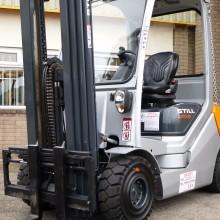 Still RX70-25 2.5 tonne refurbished diesel forklift 3
