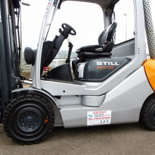 Still RX70-25 2.5 tonne refurbished diesel forklift 4