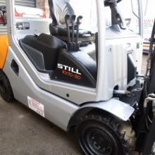 Used Still RX70 Gas Forklift 2