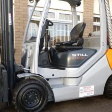Used Still RX70 Gas Forklift 3