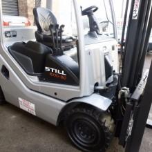 Used Still RX70 Gas Forklift 4