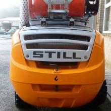 Used Still RX70 Gas Forklift 5
