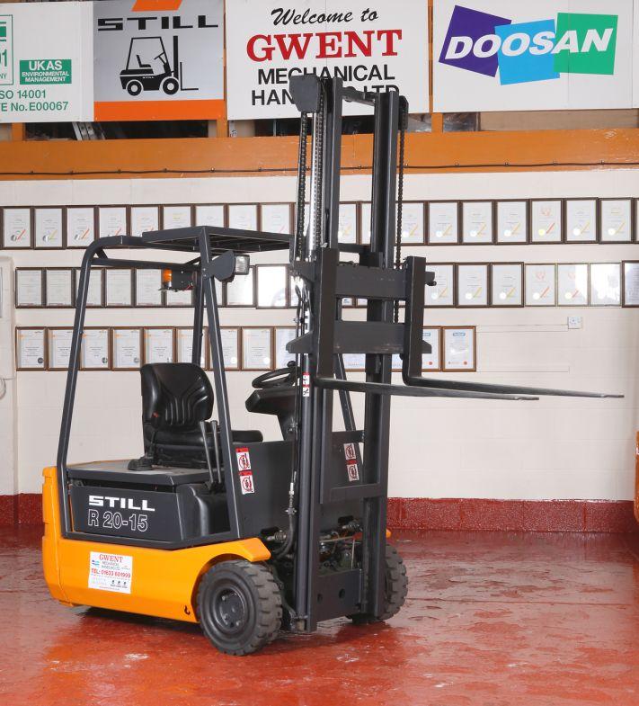 Top Used Still R20-15 // Quality Assured R20-15 Forklift / UK Wide @UH_46