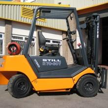 Used Still R70 Gas Forklift 2