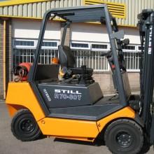Used Still R70 Gas Forklift 1
