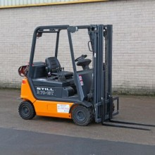 Still R70-16 1.6 Tonne Used Gas Forklift 3
