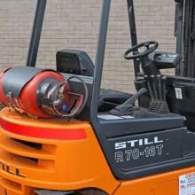 Still R70-16 1.6 Tonne Used Gas Forklift 4