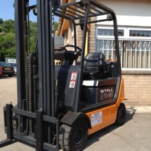 Still R70-16 1.6 Tonne Used Gas Forklift 5