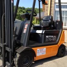 Still R70-16 1.6 Tonne Used Gas Forklift 6