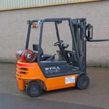 Still R70-16 1.6 Tonne Used Gas Forklift 1
