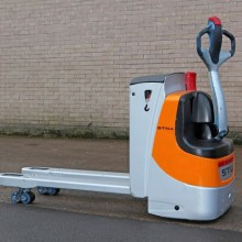 Still EXU20 2000 kg Used Electric Powered Pallet Truck 3