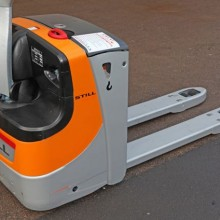 Still EXU20 2000 kg Used Electric Powered Pallet Truck 2